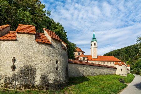 Kloster Weltenburg in Kelheim an der Donau