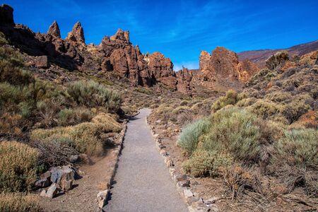 Roques de García in Tenerife
