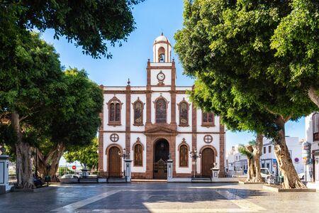 Iglesia de la Concepción in Agaete in Gran Canaria