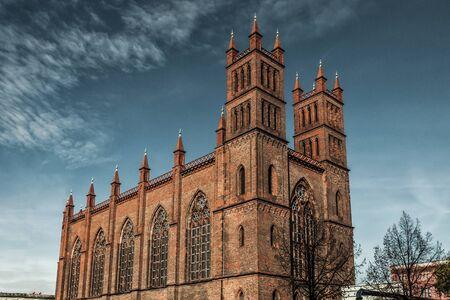 The Friedrichswerder Church in Berlin