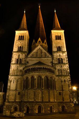 The Bonn Minster St. Martin in Bonn
