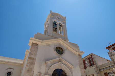 Church in Rethymno on the Greek island