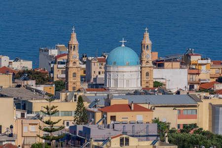 Church of Evaggelistria in Chania on the Greek island
