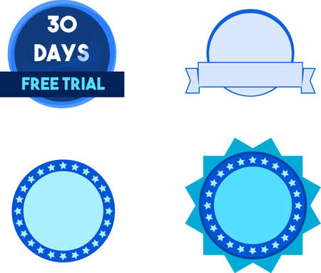 30 days free trial Illustration