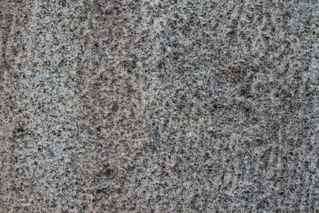 Close up of a large stone used for the base of Osaka Castle revealing its texture. Stock Photo