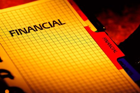 Foto van een Financieel Planner.