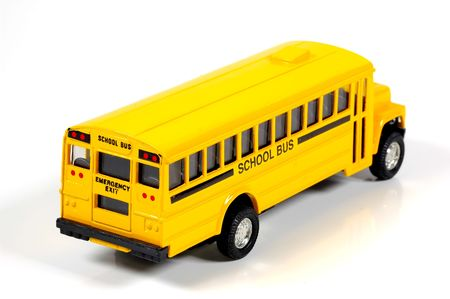 Toy School Bus Stock Photo - 238650