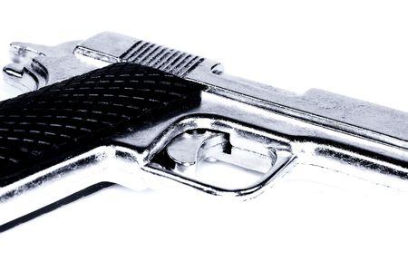 magnum: Photo dun pistolet