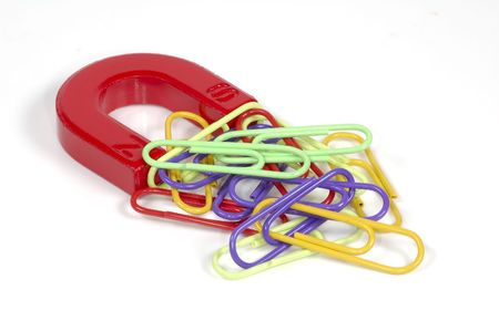 Paperclips and a Magnet