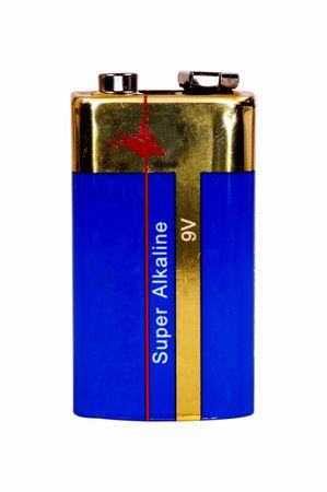 アルカリ 9 ボルトの電池