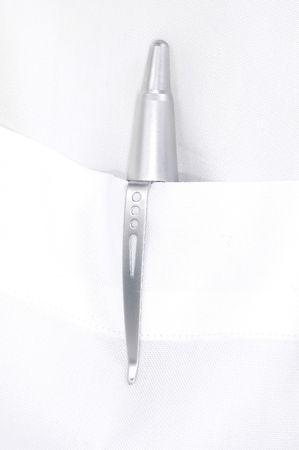 ballpoints: Pen in a Shirt Pocket