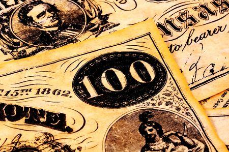 Civil War Error Currency
