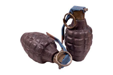frag: Photo of Grenades