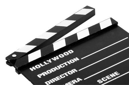 Isolated Movie Slate