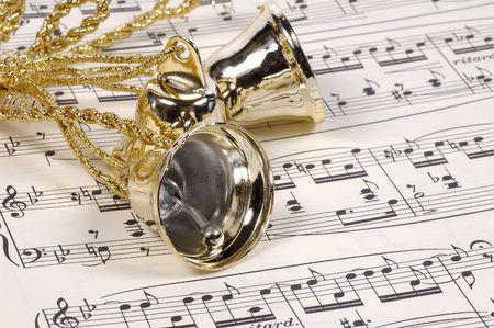 Christmas Bells and Sheet Music