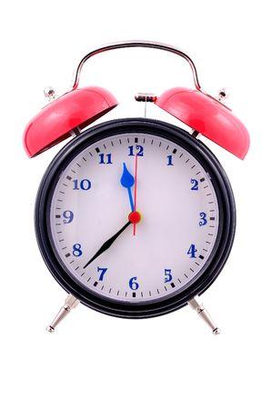 Isolated Alarm Clock