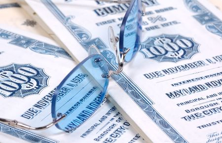 ira: Eyeglasses and Bond Certificates
