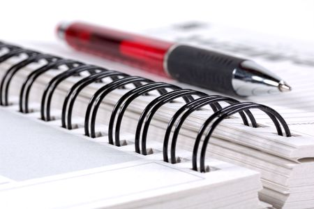 dayplanner: Datebook and a Pen