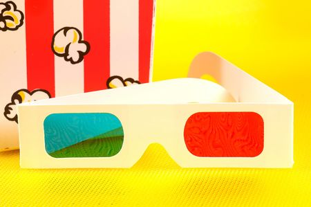 Photo of 3D Glasses Stock Photo - 297630
