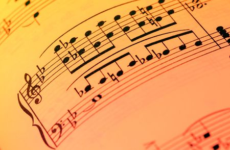 concerto: Sheet Music