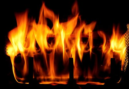 Photo of a Fireplace