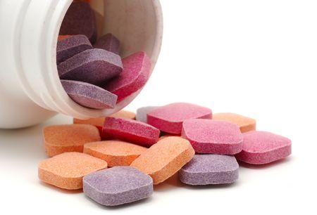 Childrens Multi Vitamins