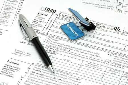 exemptions: Tax Related Forms