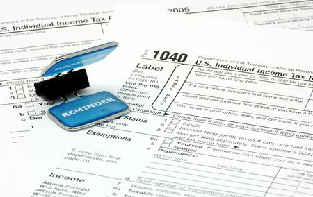 Various Tax Related Forms