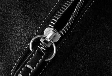 Photo de la Bourse Zipper Banque d'images - 350854