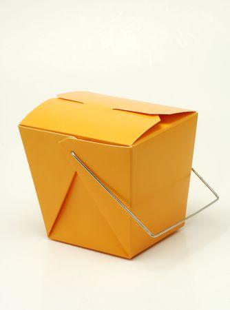 오렌지 카톤의 사진 스톡 콘텐츠