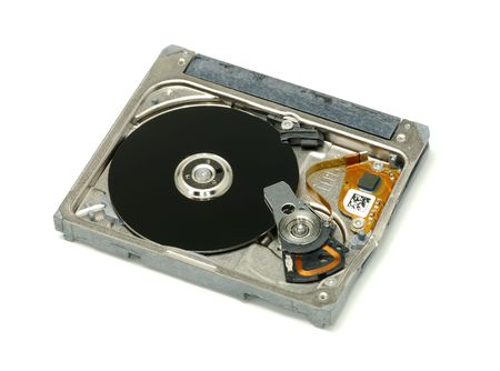 Inner Workings of a Hard Drive