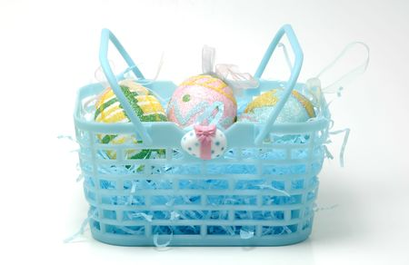 Photo of an Easter Basket