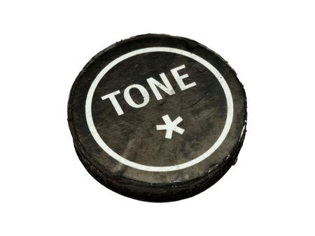 電話のトーン ボタン