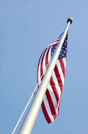 Photo of a Flagpole