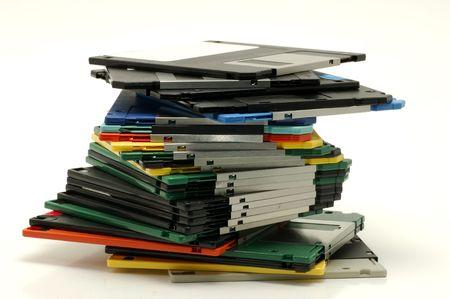 Photo of Floppy DIsks Stock fotó
