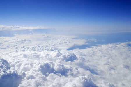 Photo of Clouds From Plane