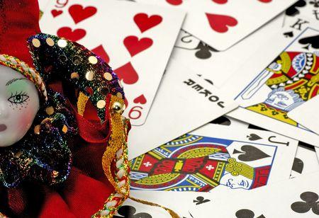 Joker en Cards