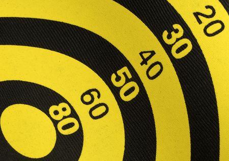 Bullseye Dartbord Achtergrond