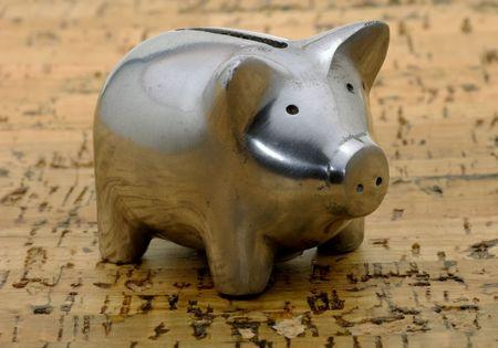 college fund savings: Piggy Bank Stock Photo