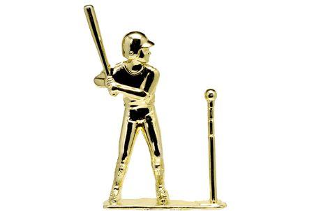 Gold T-Ball Trophy