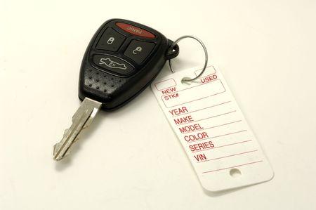 Dealership Key Tag
