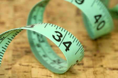 Photo of a Tape Measure