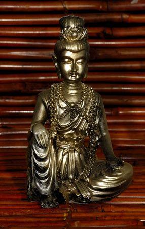 idool: Keramische Idol - Budha