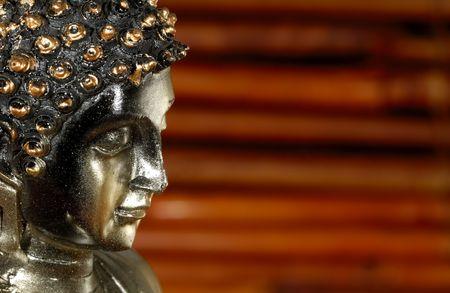 Keramische Idol - Budha
