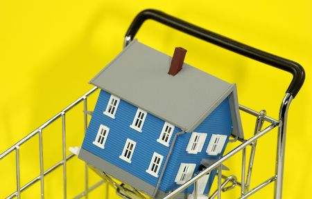 Real Estate Concept Stock Photo - 468379