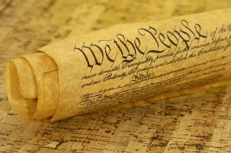 United States Bill of Rights Stock Photo - 468389