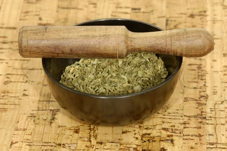 Photo of a Mortar and Pestle