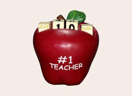 Teachers Apple Calendar