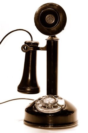Photo of a Vintage Telephone Stock Photo - 493027