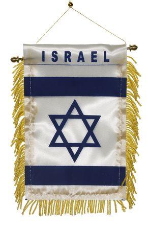 Photo of an Israeli Flag photo
